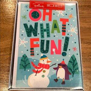NIB Hallmark Christmas cards.